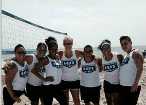 HDT Volley Ball Team IV