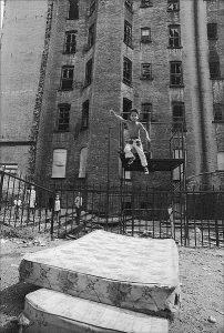 Bronx Street Games
