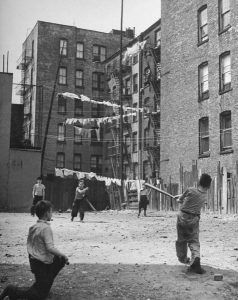 Bronx Stick ball
