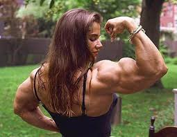 muscle bound freaks