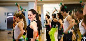 Ladies Trade Zumba for Weight Training for better Results